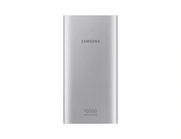 Samsung - Fast Charge Power Bank (Silver)