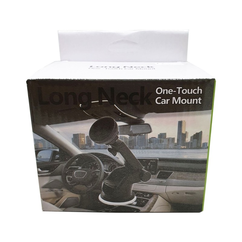 LONG NECK - one touch car mount_magnetic