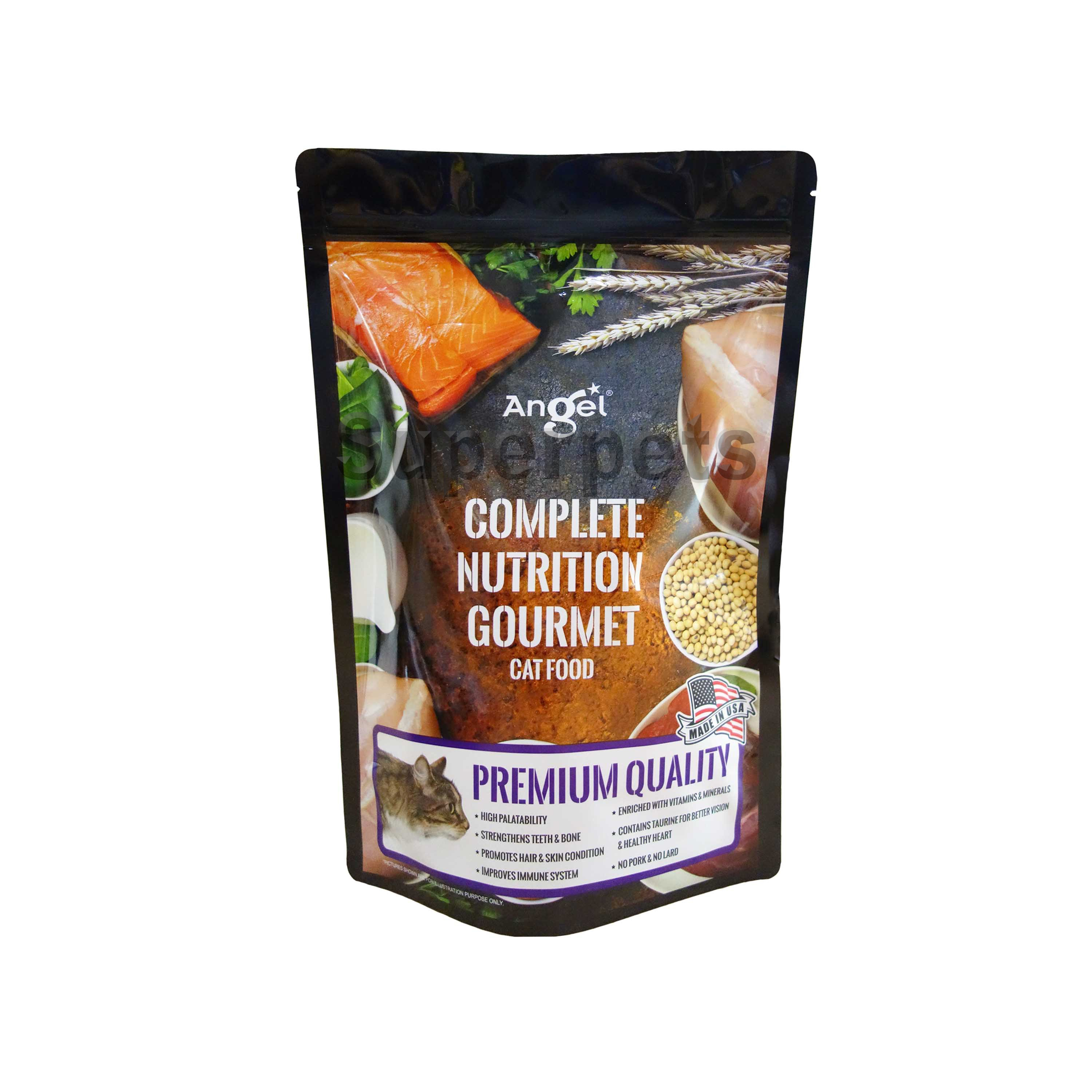 Angel Complete Nutrition Gourmet Cat Food 1.1kg