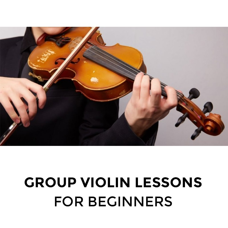 Group Violin Lessons for Beginners