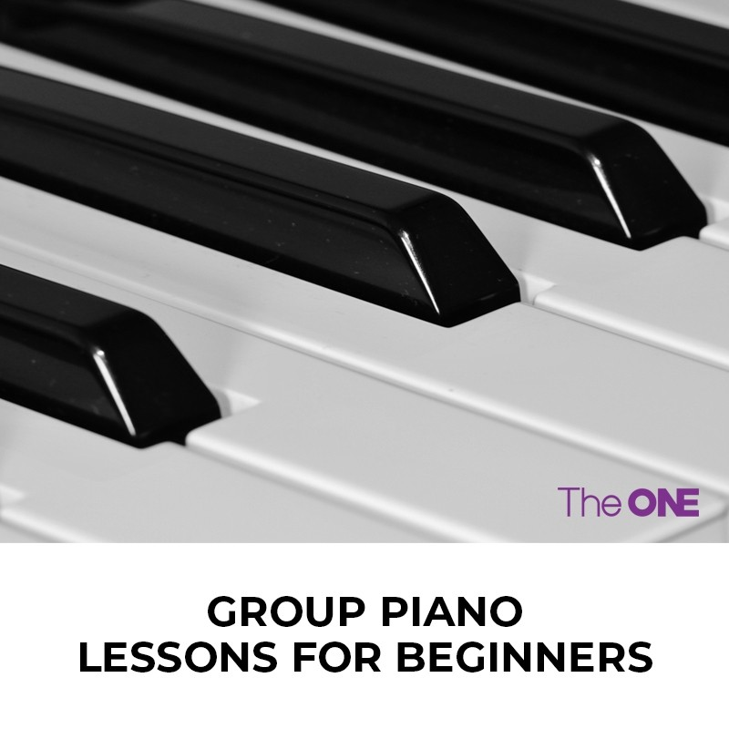 Group Piano Lessons for Beginners