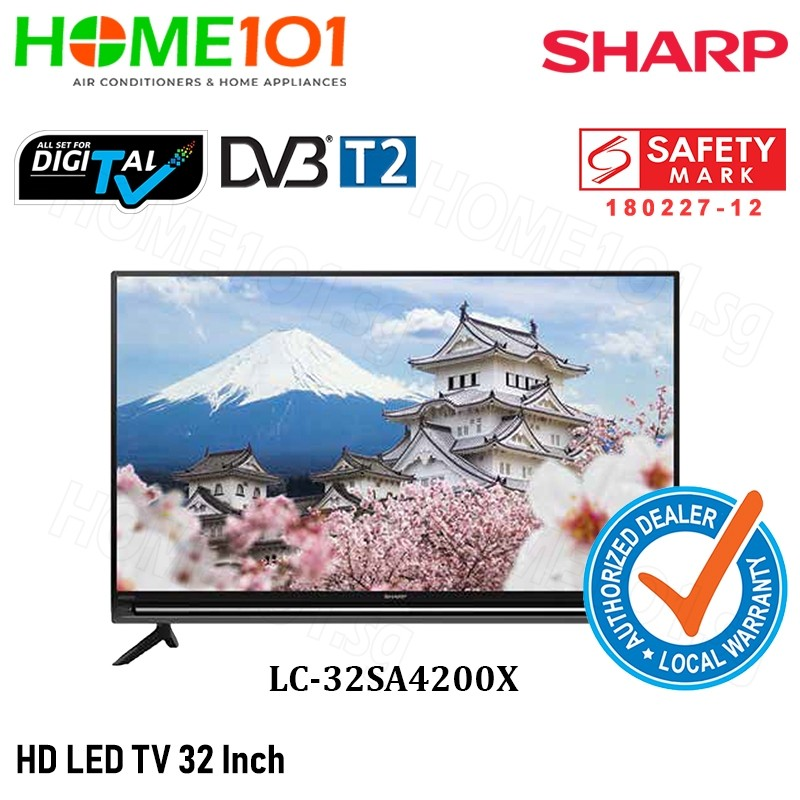 SHARP HD LED TV 32 Inch LC-32SA4200X